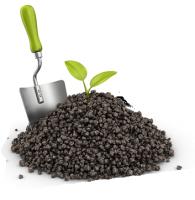 Садовый грунт и удобрения