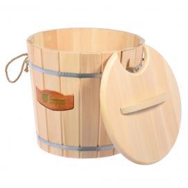 Бадьи, ковши, ведра для бани и сауны